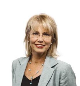 Helen Fotopulos, marraine du 30e anniversaire de Microcrédit Montréal